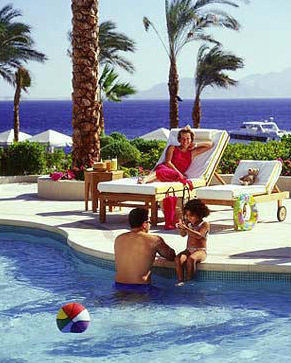 Kids really do enjoy the Four Seasons at Sharm