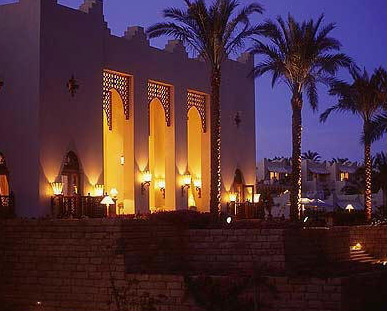 Facade of the Four Seasons Sharm el-Sheikh