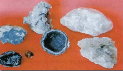 Varieties of quartz