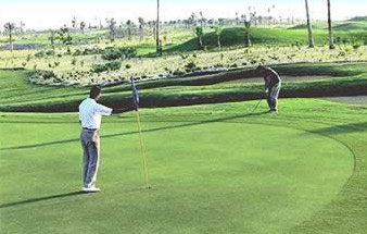 Golf...In Egypt!