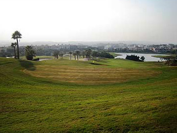 A fairway at Katameya Heights