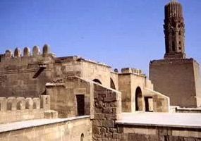 The Wall structure of the El Hakim Mosque
