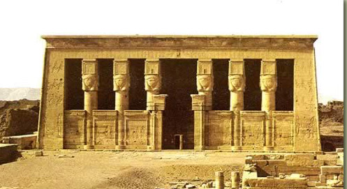 Temple of Hathor at Dendra