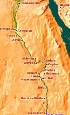 Egypt: Hierakonpolis, A Feature Tour Egypt Story