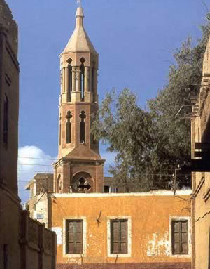The Church of Abu Hinnis
