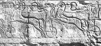 The Hittites in Conflict with Egypt