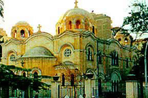 Virgin Mary Church - Zeitoun