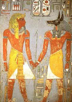 The Tomb of Horemheb, Valley of the Kings