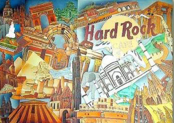 Hard Rock Cafe, Cairo