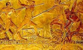 Egypt Hunting in Ancient Egypt