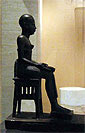 Imhotep statue, Late Period