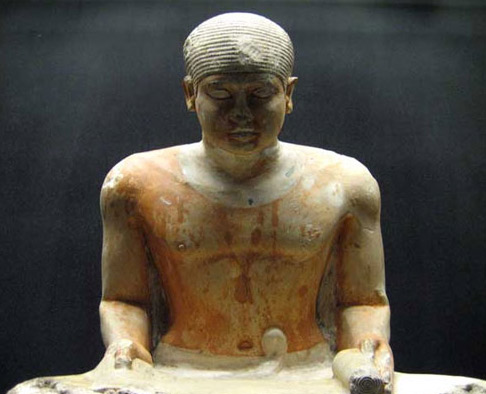 The scribe Ptah-Shepses, Old Kingdom