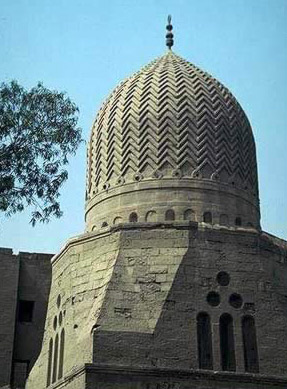 Dome of the Mausoleum of Inal