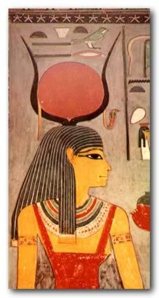 isis Ancient egyptian goddess