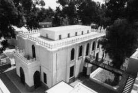 Exterior of the Ben Ezra Synagogue