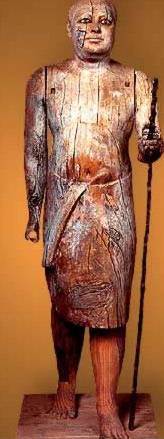 Statuette of a Bearer