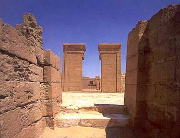Ruins of the Northern Temple