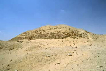 The Layor Pyramid south of Giza