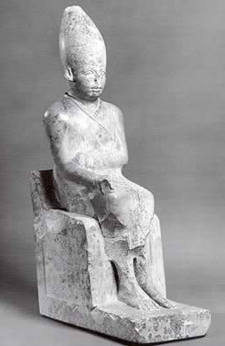 King Khasekhemwy of the 2nd Dynasty