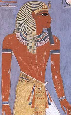 Horemhab as the last Pharaoh of the 18th Dynasty