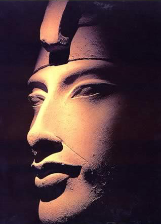 The Face of Akhenaten