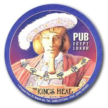 Kings Head Pub Luxor