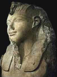 An Pharaoh (king) of Egypt   (Amenemhet I)