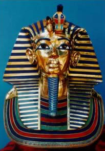 The Boy King Comes Alive in Our King Tut Exhibit