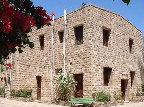 Kitchener's House at Aswan