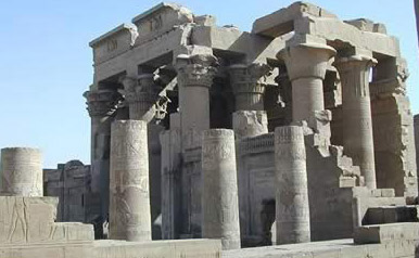 The Temple at Kom Ombo