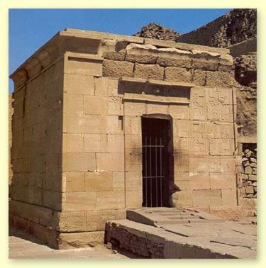 The Roman Period Shrine of  Hathor at Kom Ombo