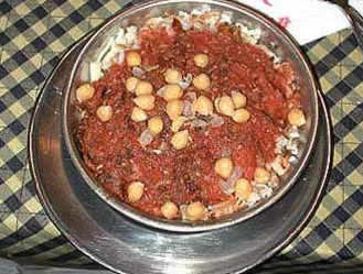 Egyptian Koshari In Details الكشري 3