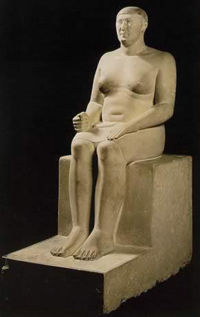 Growing old in ancient   Egypt
