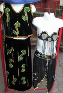 Belly Dancing costumes for children