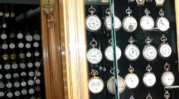 A surprising number of antique, as well as modern pocket watches