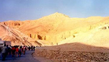 Entry to the Valley of the Kings