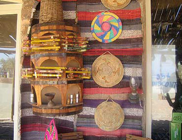 A small store in Marsa Alam