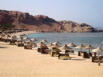 Beaches of Marsa Alam