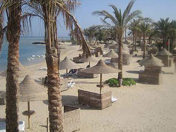 Balbaa Resort in Marsa Alam on the Red Sea
