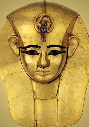Funerary Mask of Amenemope
