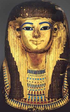 Funerary And Other Masks Of Ancient Egypt