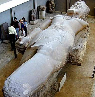 The Colossus of Ramses