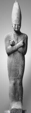 Statue of King Merenptah