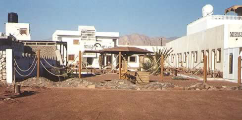 Lonely Resort: Mirage Village in Dahab
