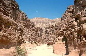 Sinai and the religious monuments Mount Moses and with ancient St. Catherine's Monastery.