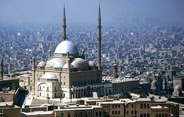 Another general view of the Muhammad Ali Mosque in the Citadel