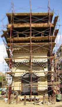 The Sabil and Kuttb of Abdel Katkhuda is currently being restored