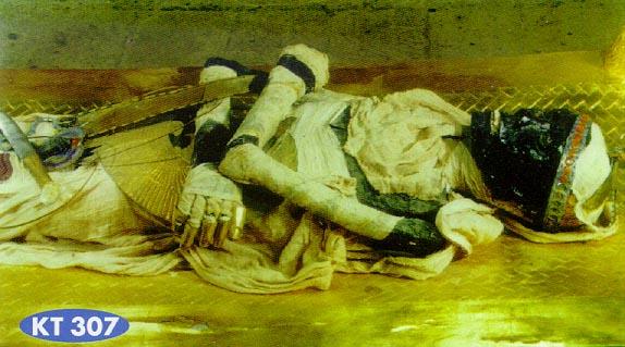 Tomb of Tutankhamun - Burial Chamber