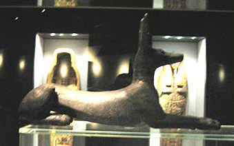 The Mummification Museum in Luxor