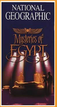 Egypt Mysteries, National Geographic Mysteries of Egypt
